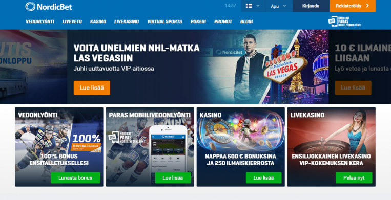 kokemuksia nordic casino